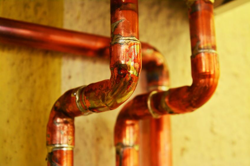 Re piping jnl plumbing and heating inc for House water pipes types